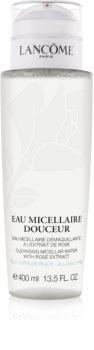 Lancôme Eau Micellaire Douceur lozione micellare detergente con aroma di rose
