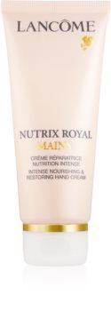 Lancôme Nutrix Royal Mains crème hydratante régénérante mains