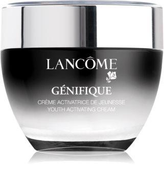 Lancôme Génifique дневен подмладяващ крем  за всички типове кожа на лицето