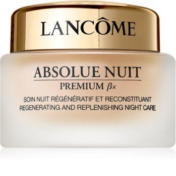 Lancôme Absolue Premium ßx ujędrniająco - przeciwzmarszczkowy krem na noc