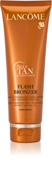 Lancôme Flash Bronzer lait corporel auto-bronzant
