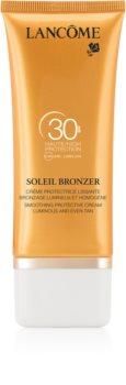 Lancôme Soleil Bronzer opaľovací krém na tvár SPF 30