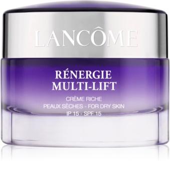 Lancôme Rénergie Multi-Lift creme nutritivo rejuvenescedor com efeito lifting