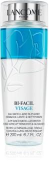 Lancôme Bi-Facil Visage dvoufázová micelární voda na obličej