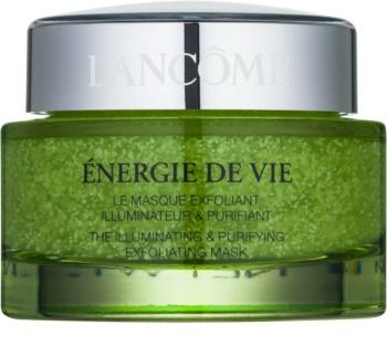 Lancôme Énergie de Vie Exfoliating Masque for All Skin Types Including Sensitive