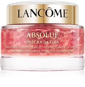 Lancôme Absolue Precious Cells maschera rivitalizzante viso