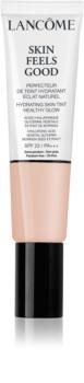 Lancôme Skin Feels Good make-up naturalny wygląd o działaniu nawilżającym
