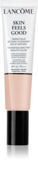 Lancôme Skin Feels Good természetes hatású make-up  hidratáló hatással
