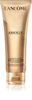 Lancôme Absolue Cleansing and Brightening Gel with Rose Extract