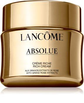 Lancôme Absolue odżywczy krem regenerujący z ekstraktem z róży
