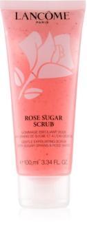 Lancôme Rose Sugar Scrub peeling wygładzający dla cery wrażliwej