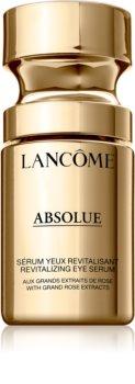 Lancôme Absolue Eye Serum Revitalisierendes Augen-Serum mit Rosenextrakten