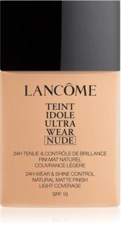 Lancôme Teint Idole Ultra Wear Nude lehký matující make-up