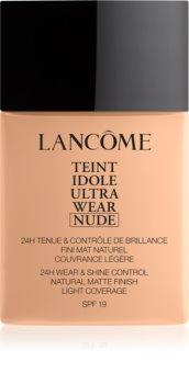 Lancôme Teint Idole Ultra Wear Nude lekki podkład matujący