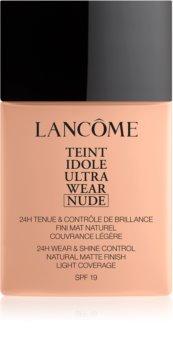 Lancôme Teint Idole Ultra Wear Nude lahka matirajoča podlaga