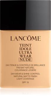 Lancôme Teint Idole Ultra Wear Nude leichtes mattierendes Make-up
