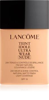 Lancôme Teint Idole Ultra Wear Nude легкий матуючий тональний засіб