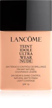 Lancôme Teint Idole Ultra Wear Nude fond de teint léger matifiant
