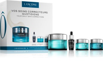 Lancôme Visionnaire Cosmetic Set I. (with Brightening and Smoothing Effect) for Women