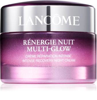 Lancôme Rénergie Nuit Multi-Glow Night нощен регенериращ крем против бръчки