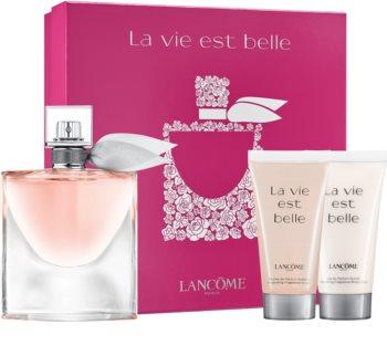 Lancôme La Vie Est Belle ajándékszett XIl. hölgyeknek