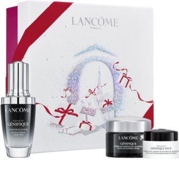 Lancôme Génifique Advanced Geschenkset (mit Verjüngungs-Effekt)