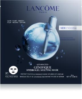 Lancôme Génifique Advanced fiatalító és élénkítő maszk hidratáló hatással