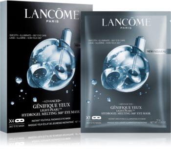 Lancôme Génifique Advanced Yeux Light-Pearl™ hydrogelová maska na oční okolí