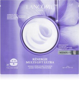 Lancôme Rénergie Multi-Lift Ultra masque tissu lifting intense et éclat