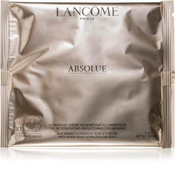 Lancôme Absolue Revitalising Cloth Mask