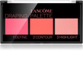 Lancôme Draping Palette palette contouring blush