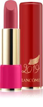 Lancôme L'Absolu Rouge Happy New Year rouge à lèvres hydratant effet mat