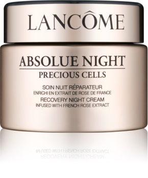Lancôme Absolue Night Precious Cells Recovery Night Cream Infused With French Rose Extract