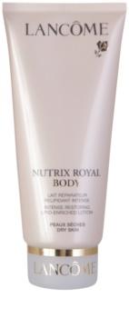 Lancôme Nutrix Royal Body erneuernde Body lotion für trockene Haut