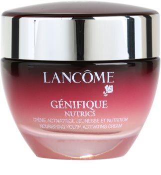 Lancôme Génifique creme de dia rejuvenescedor para pele seca