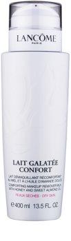 Lancôme Galatée Confort zklidňující odličovací mléko s mandlovým olejem