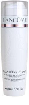 Lancôme Cleansers leite de limpeza para pele seca