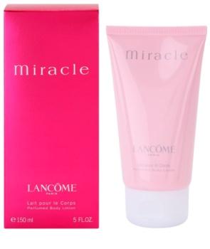 Lancôme Miracle lait corporel pour femme