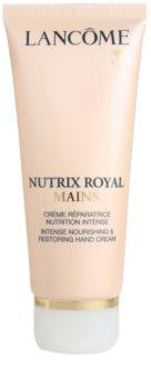 Lancôme Nutrix Royal Mains Regenererende og fugtgivende creme til hænder