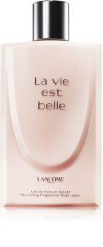 Lancôme La Vie Est Belle testápoló tej hölgyeknek
