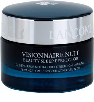 Lancôme Visionnaire creme-gel de noite para hidratar e suavizar a pele