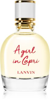 Lanvin A Girl In Capri toaletná voda pre ženy