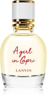 Lanvin A Girl In Capri toaletní voda pro ženy