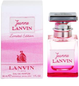 Lanvin Jeanne Lanvin Limited Edition (2014) Eau de Parfum para mulheres 30 ml
