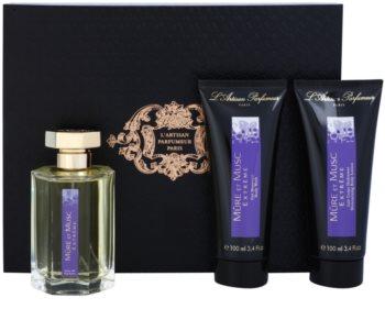 L'Artisan Parfumeur Mûre et Musc Extrême coffret I.