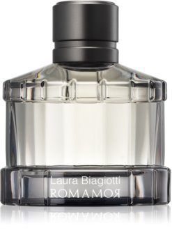 Laura Biagiotti Romamor Uomo Eau de Toilette for Men