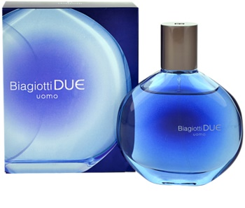 Laura Biagiotti Due Uomo after shave com vaporizador para homens