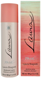 Laura Biagiotti Laura Rosé desodorante en spray para mujer