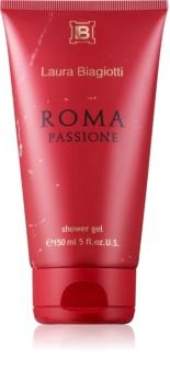 Laura Biagiotti Roma Passione gel de duche para mulheres