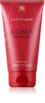 Laura Biagiotti Roma Passione Shower Gel for Women